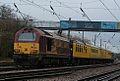 High-speed testing by Network Rail through Hitchin, 2014 - panoramio.jpg