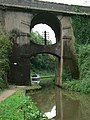 High Bridge over the Shropshire Union Canal - geograph.org.uk - 240303.jpg