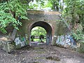 High Wycombe, Bowden Lane railway bridge - geograph.org.uk - 925447.jpg