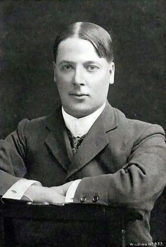 Hildebrand Harmsworth - Hildebrand Harmsworth, c. 1906
