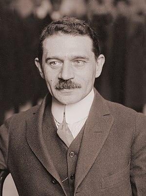 Morris Hillquit - Morris Hillquit in July 1924.