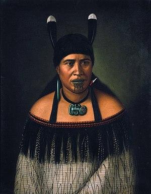 New People Zealand Maori Art