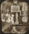 Hippolyte Bayard - Bayard et les Statuettes - Google Art Project.jpg