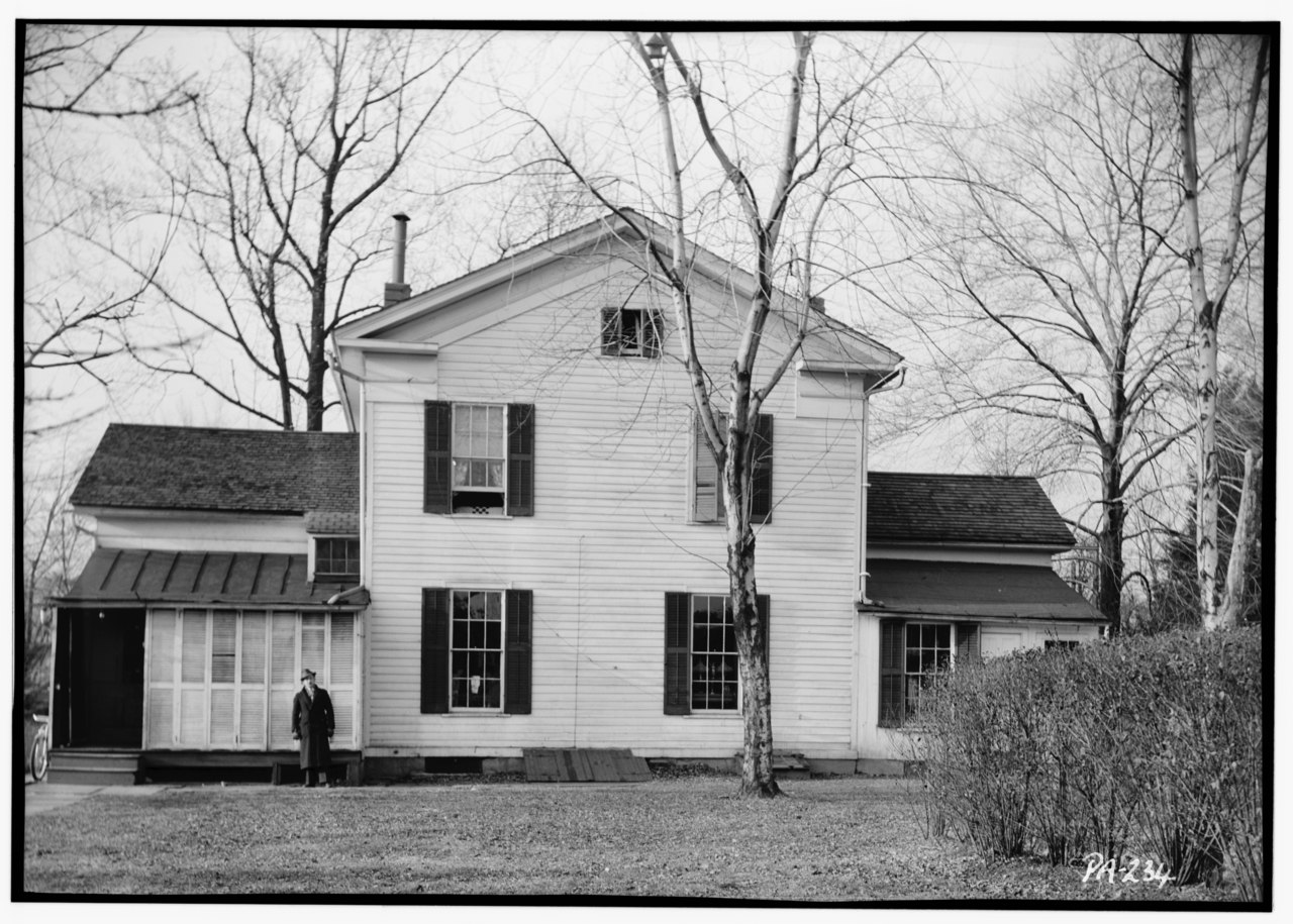 File historic american buildings survey stanley w jones for Crawford house