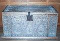 Historiska Museet, Medieval wooden chest 2009-07-19-5.jpg