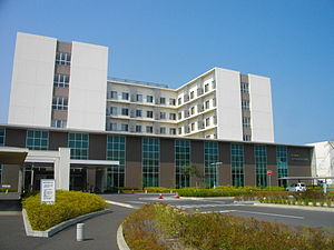Hitachinaka General Hospital.JPG