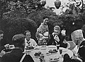 Hitlerjugend dinner at German embassy August 16, 1938.jpg