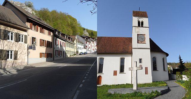 Hofstetten-Flüh