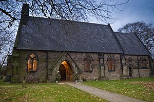 Ulley - Holy Trinity Church, Ulley
