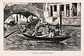 Holzstich - Venedig - Die kleinen Marktschiffer - nach Passini - 1895.jpg