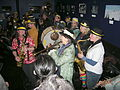 HonkFestWest 2009 - Yellow Hat Band 05.jpg