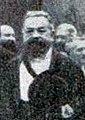 Honoré Serres, 27 août 1905, arrivée à Toulouse de la Coupe des Pyrénées automobile (cropped).jpg