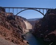 Mike O'Callaghan-Pat Tillman Memorial Bridge, Hoover Dam Bypass