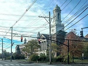 Hope High School (Rhode Island) - Image: Hope High School, Providence Rhode Island