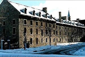 Grey Nuns' Hospital - Grey Nuns' Hospital in 2009