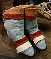 Hopi boots, early 20th century - Bata Shoe Museum - DSC00487.JPG