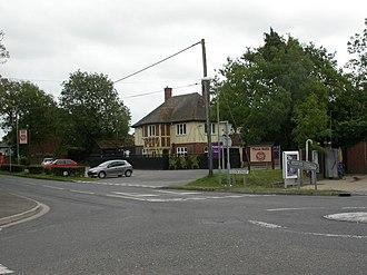 Hordle - Three Bells Inn