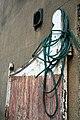 Hose on Gate - geograph.org.uk - 1469595.jpg