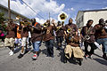 Hot 8 at Young Men Olympian Jr 127th Annual Parade 1.jpg