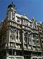 Hotel Atlantico, Gran Via, Madrid (3D) - panoramio.jpg