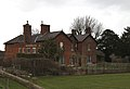 House 40 yards south-east from St Mary's Church, Titley, Essex, England.jpg