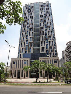 Hua Nan Commercial Bank Corporate Plaza 20160723c.jpg