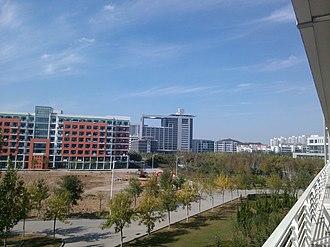 Xihai'an - Image: Huangdao, Qingdao, Shandong, China panoramio (1166)