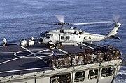 Hubschrauber SH-60 Sea Hawk