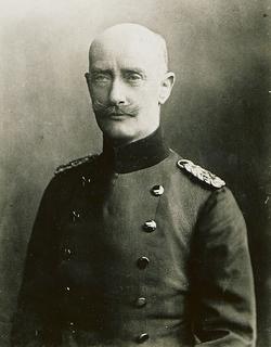 Hugo von Freytag-Loringhoven German historian and general