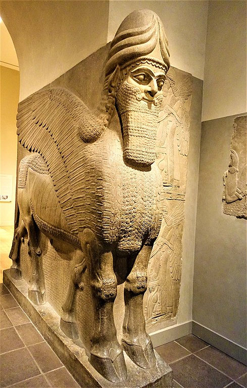 The lamassu