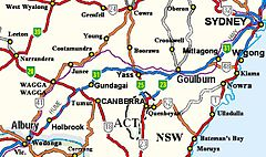 Kings Highway (Australia) - Wikiwand