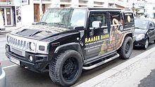 Humvee kamiona, Beč.jpg
