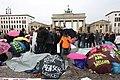 Hungerstreik der Flüchtlinge in Berlin 2013-10-15 (01).jpg