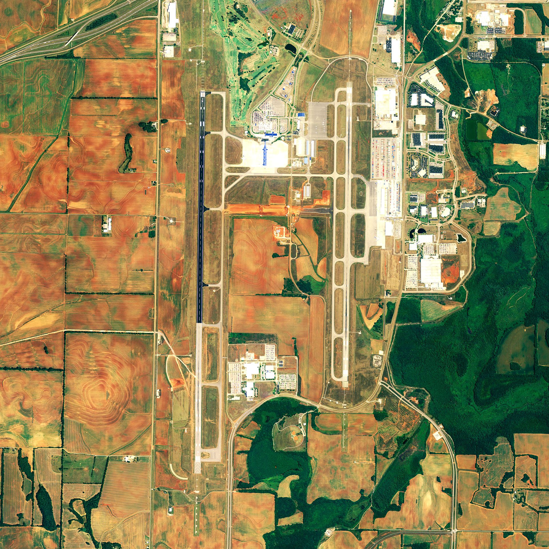 huntsville international airport wikipedia