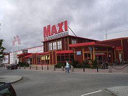 ica maxi stormarknad stockholm