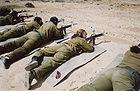 IDF Soldiers Shooting Practice