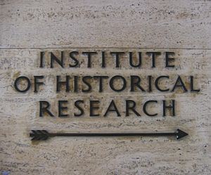 Institute of Historical Research