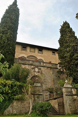Osbert Sitwell - Image: III Castello di Montegufoni, Italy 2 (2)