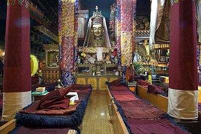 Jokhang Temple, Lhasa, Tibet.
