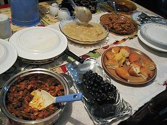 Culture of Tanzania - A Ramadan dinner in Tanzania