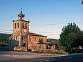 Iglesia con reloj en Quisicedo (Burgos).jpg