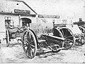 Ignacy Paweł Fudakowski - Austriackie armaty zdobyte przez Rosjan pod Rohatynem w Galicji Wschodniej (94-2).jpg
