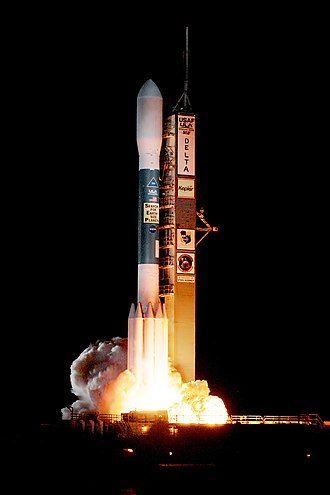 2009 in the United States - March 7: Kepler space telescope launch