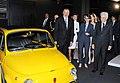 Ilham Aliyev, Italian President Sergio Mattarella viewed exhibition dedicated to Shah Ismayil Khatai 9.jpg