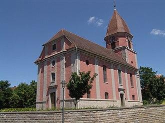 Illesheim - Illesheim St. Maria and Wendel