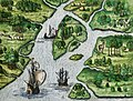 Illustration from Grand Voyages by Theodor de Bry, digitally enhanced by rawpixel-com 28.jpg