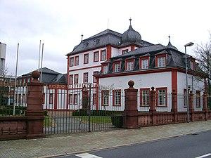 Ilvesheim - Castle