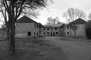 Imber Human settlement in England