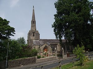 Feniscowles - Image: Immanuel Parish Church (geograph 3551719)