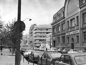 Boulevard Richard-Lenoir - Image: Immeuble 63 Boulevard Richard Lenoir, Paris 1981 002